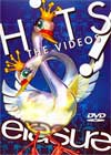 Erasure - Hits The Videos 2xDVD