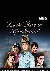 С жаворонками в Кэндлфорд / Ларк Райз против Кэндлфорда / / Lark Rise to Candleford / Сезон 4 (1DVD-Mpeg4)
