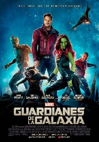 Стражи Галактики / Guardians of the Galaxy (1DVD)